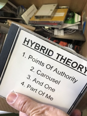 Hybrid Theory - Linkinpedia